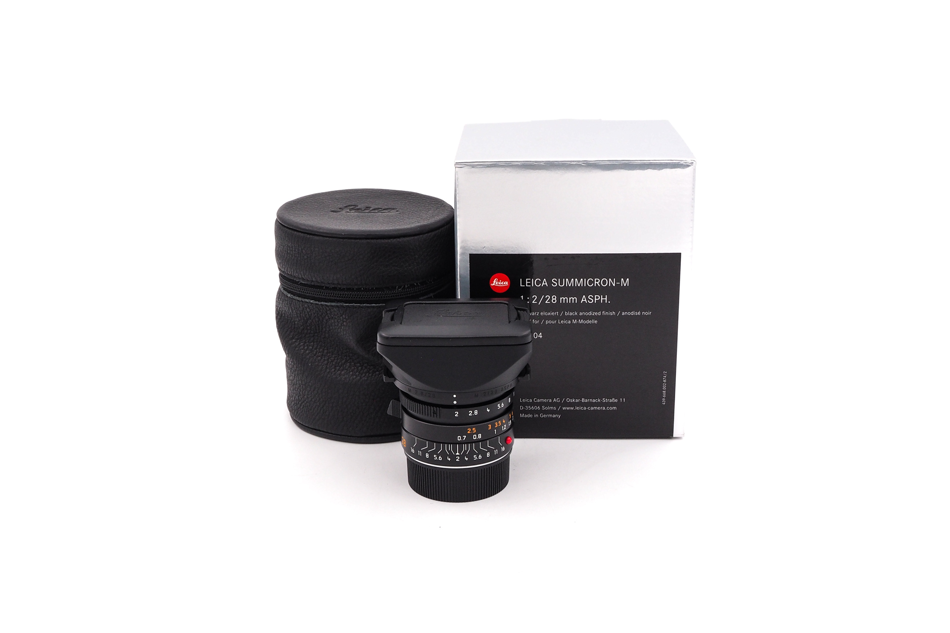 Leica Summicron-M 1:2/28mm asph. I