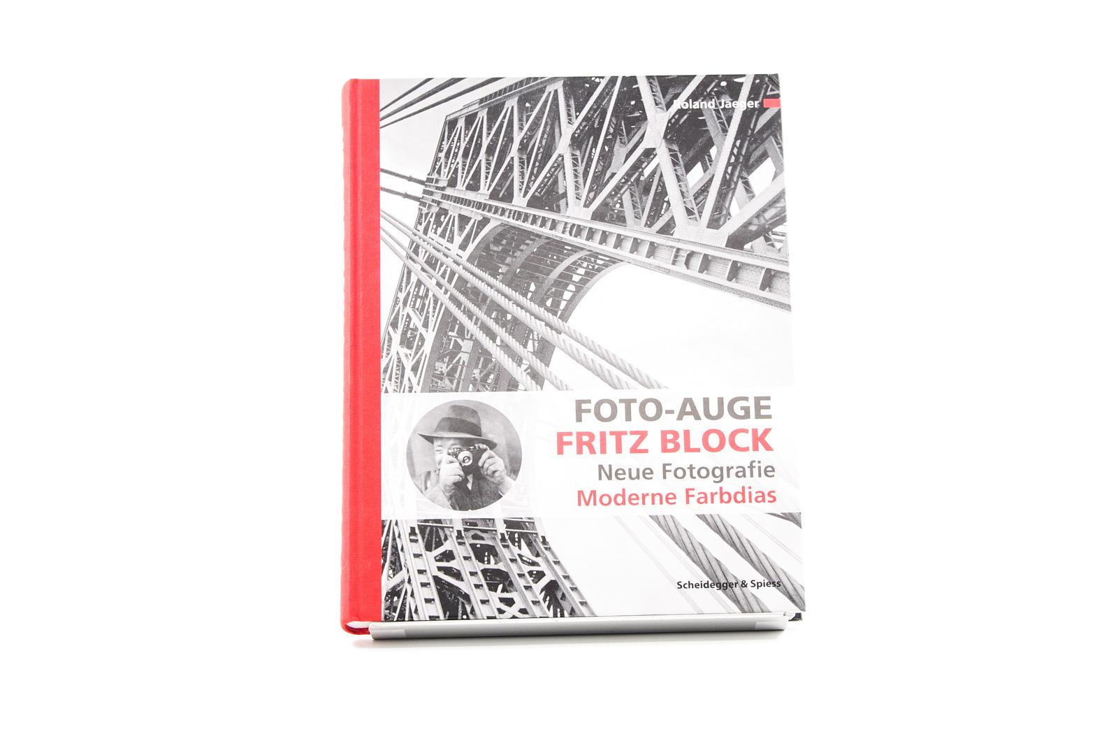 Foto Auge - Fritz Block