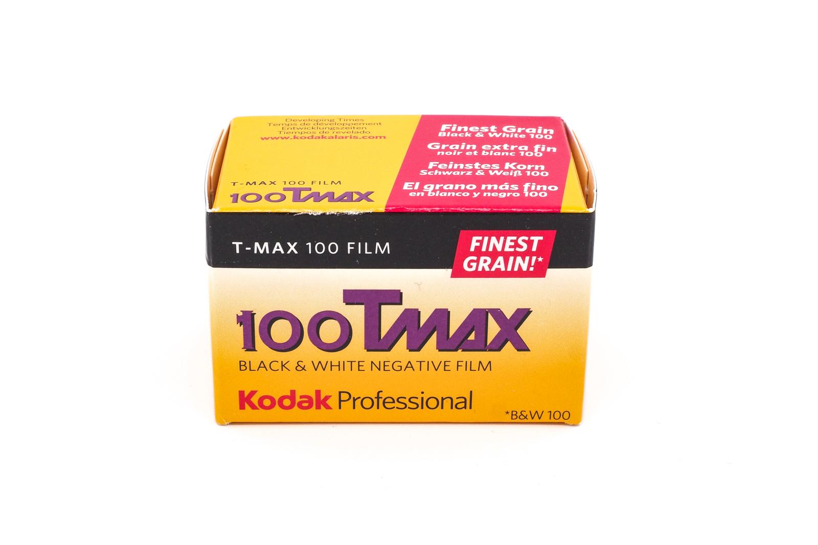 Kodak Tmax 100