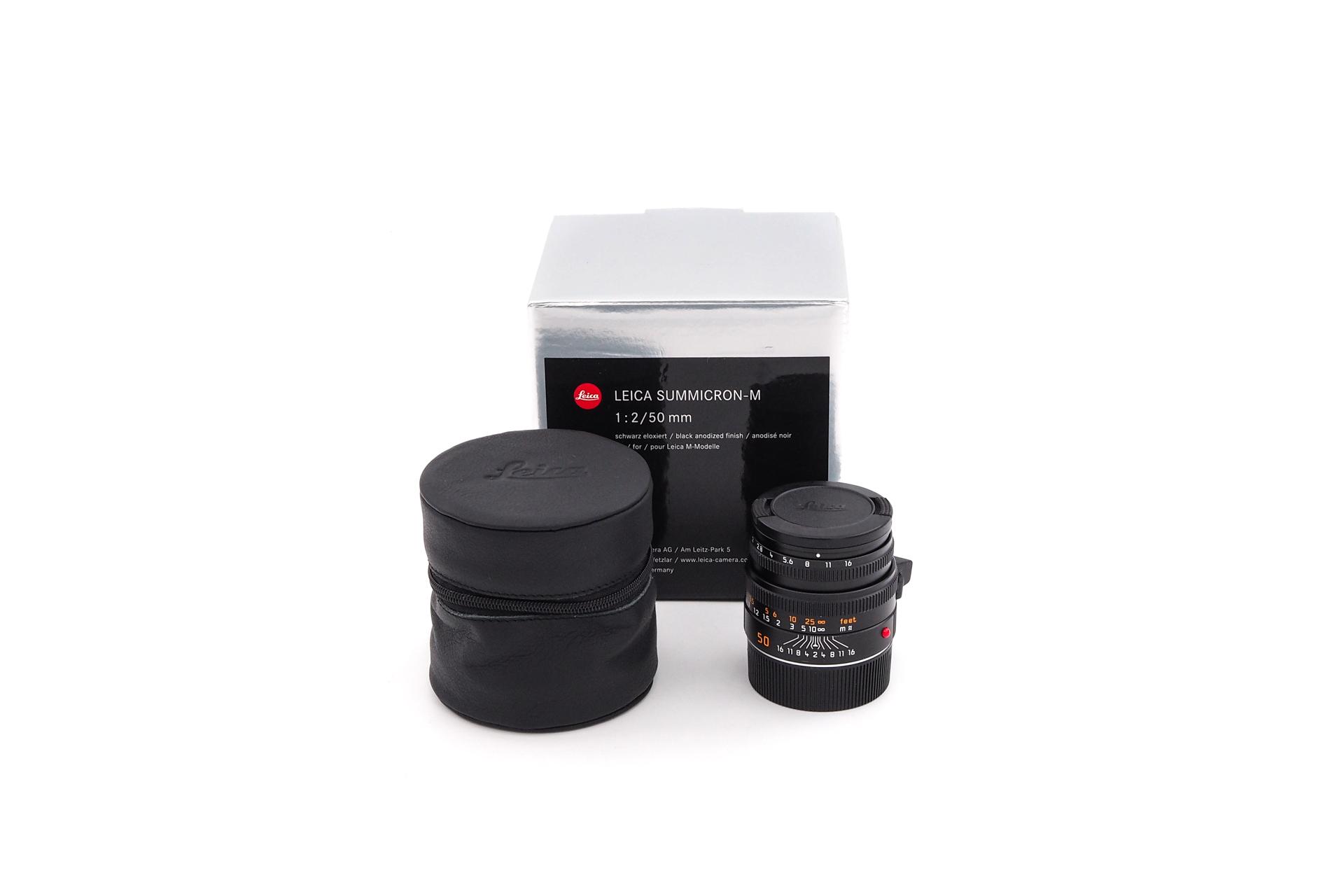 Leica Summicron-M 1:2/50mm