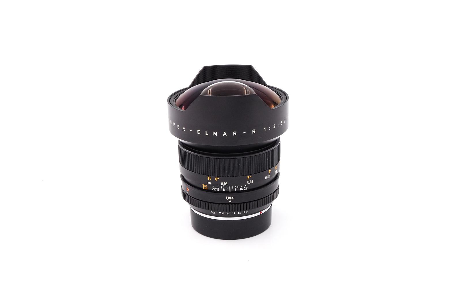 Leica Super-Elmar-R 1:3.5/15mm