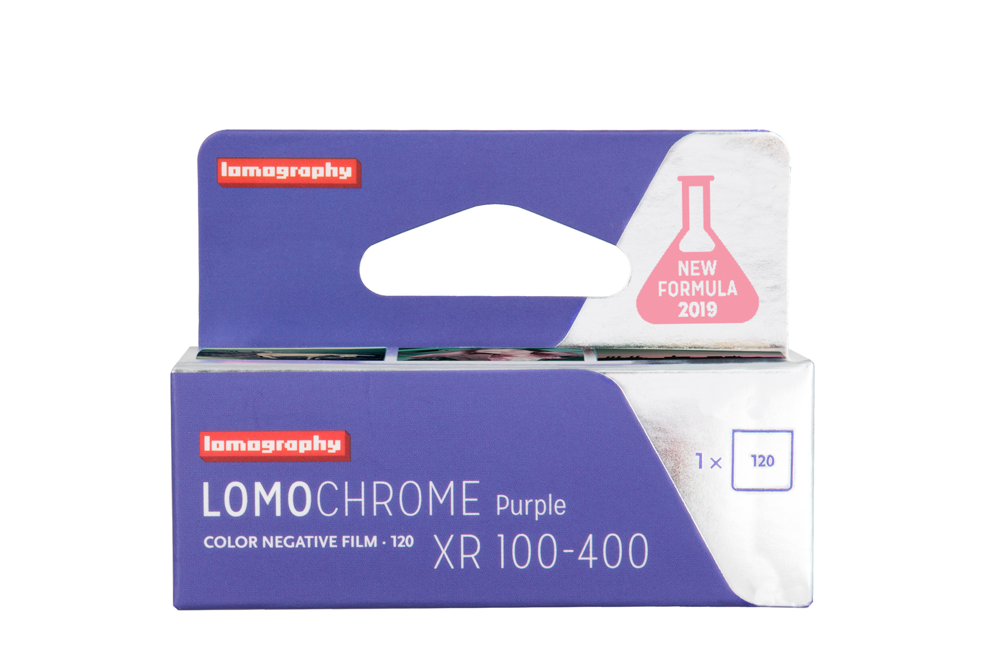 Lomography Purple 100-400