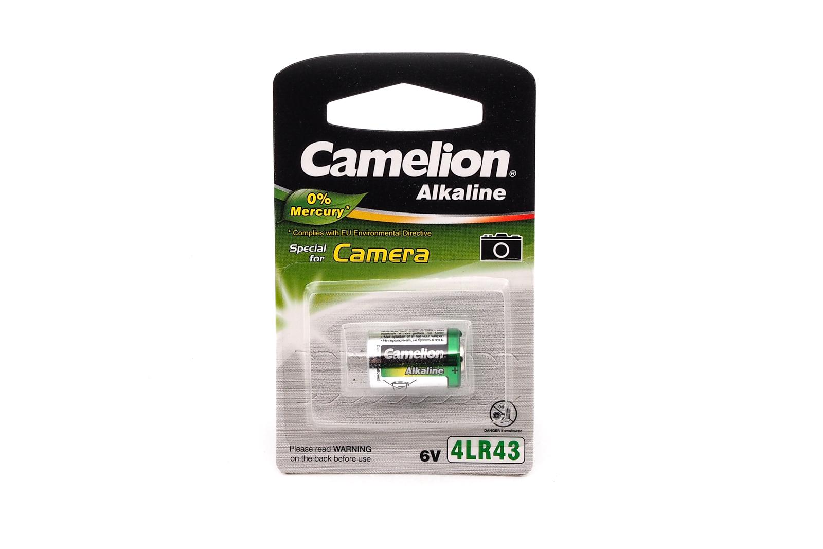 Camelion 4lr43 px27