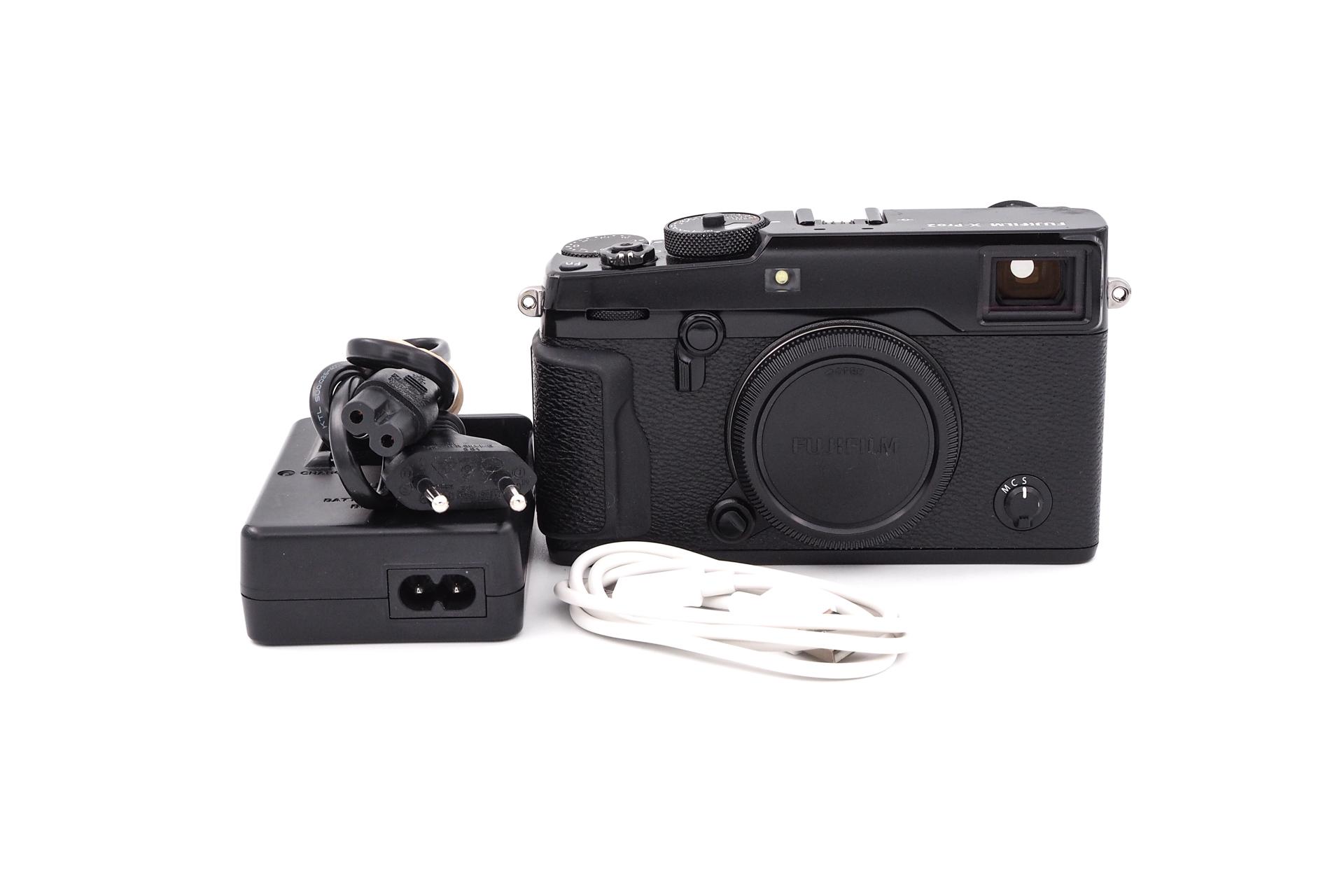 Fujifilm X-Pro 2 black
