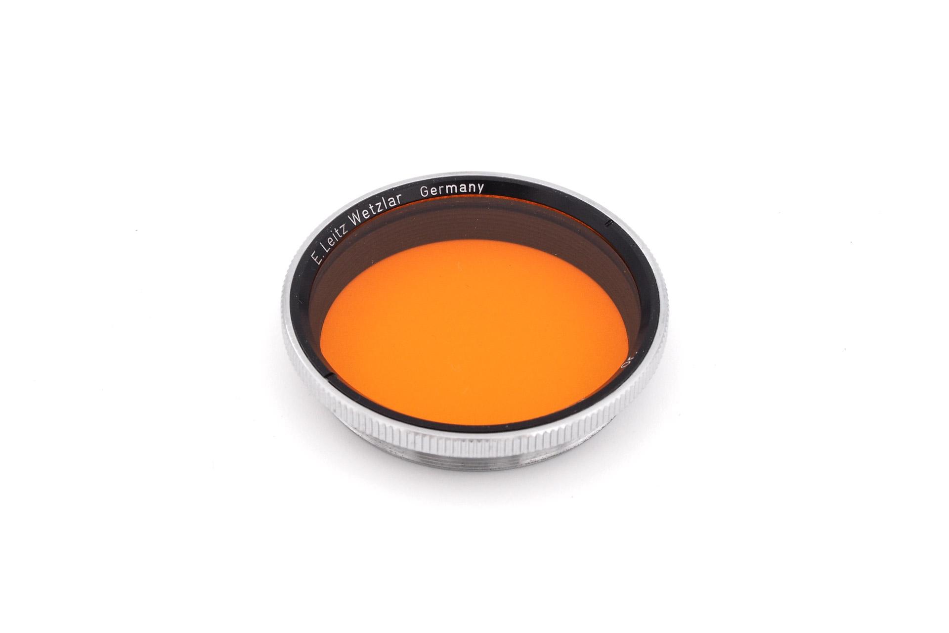Leitz Summitar Filter Orange GDOOK