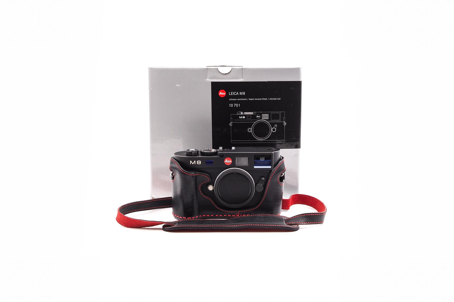 Leica M8 schwarz