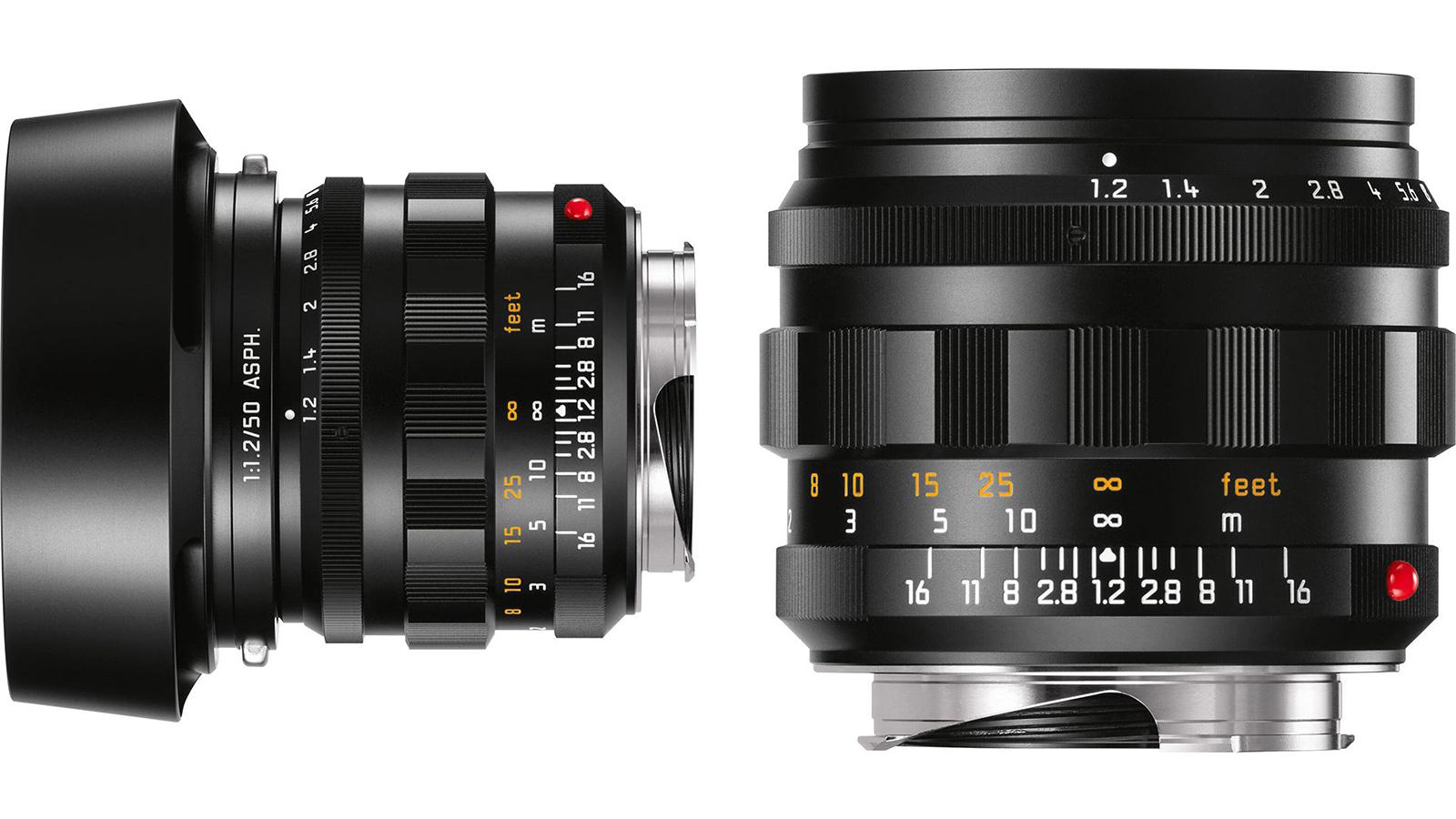 Leica Noctilux-M 1:1.2/50mm ASPH