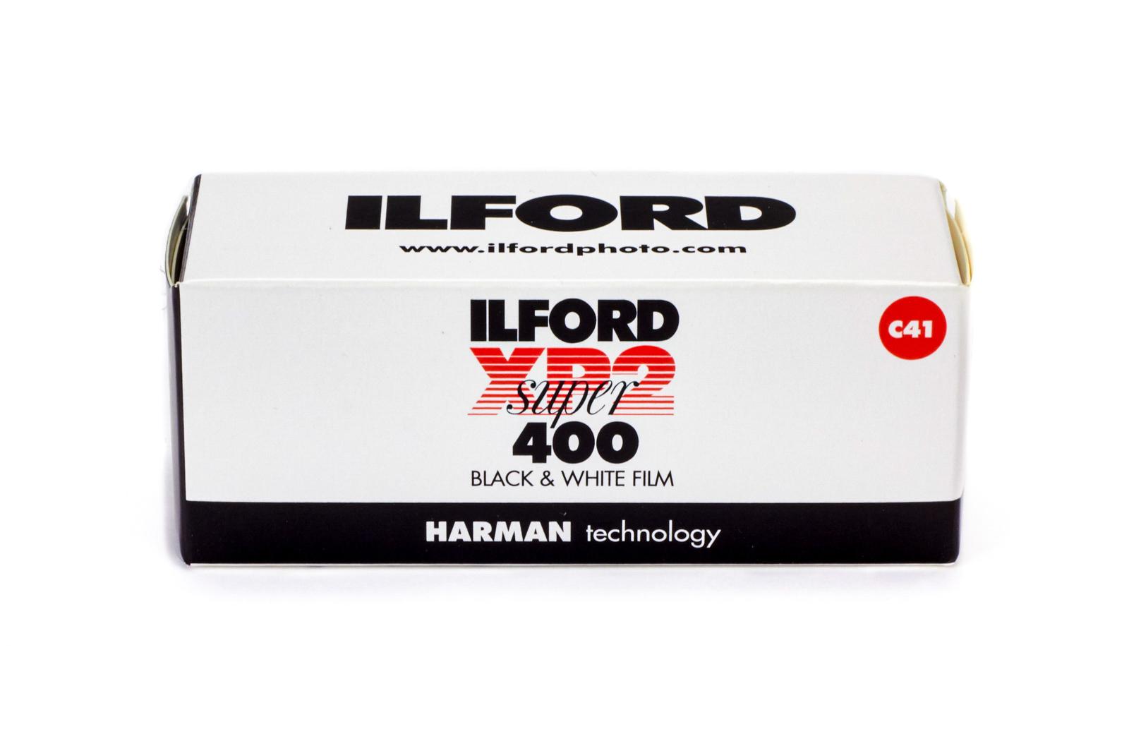 Ilford XP2 400