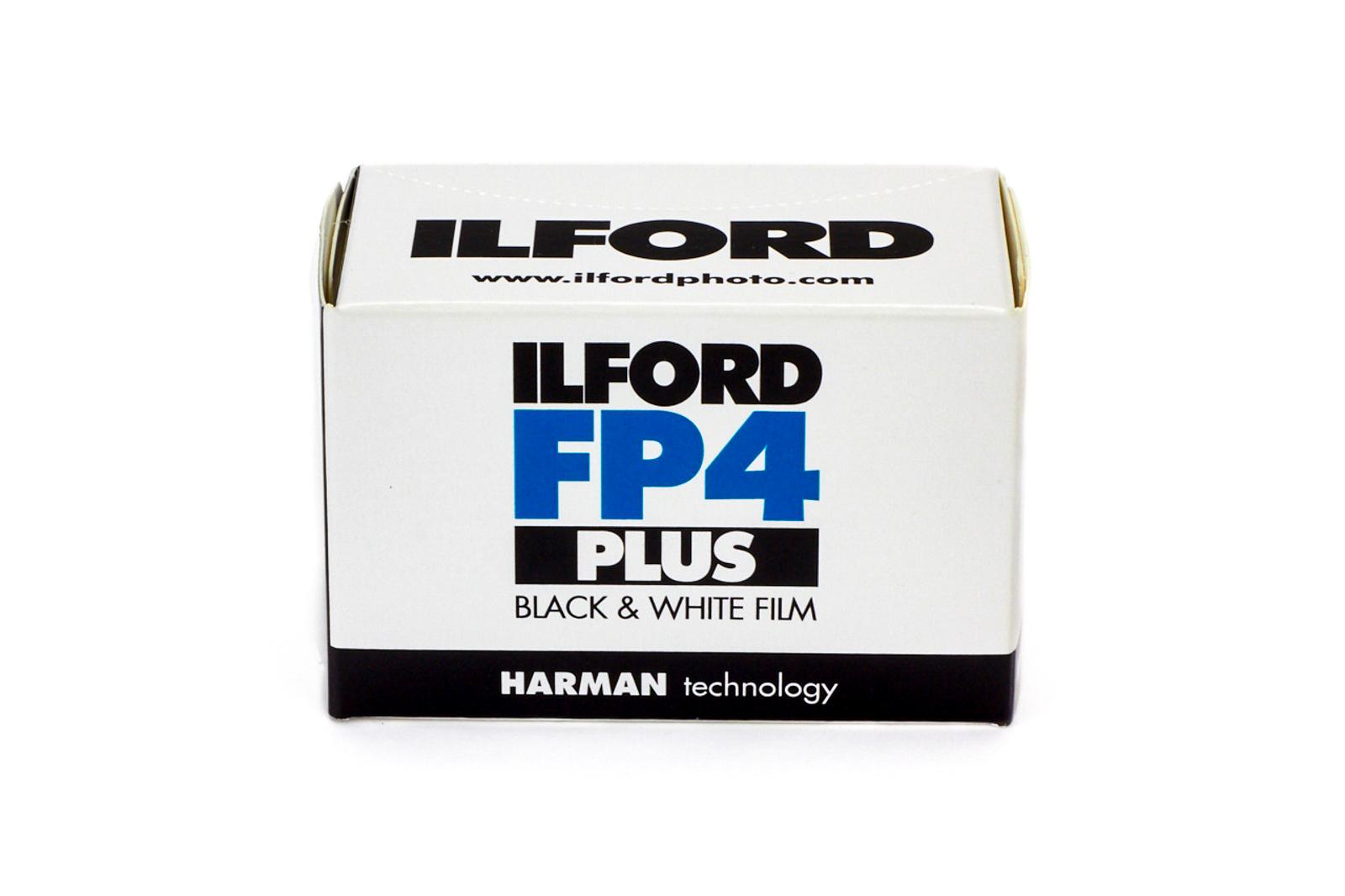 Ilford FP4 125