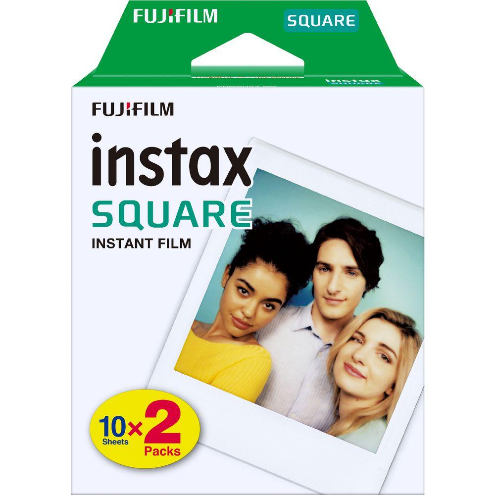 Fujifilm Instax Square 2 x 10 Blatt