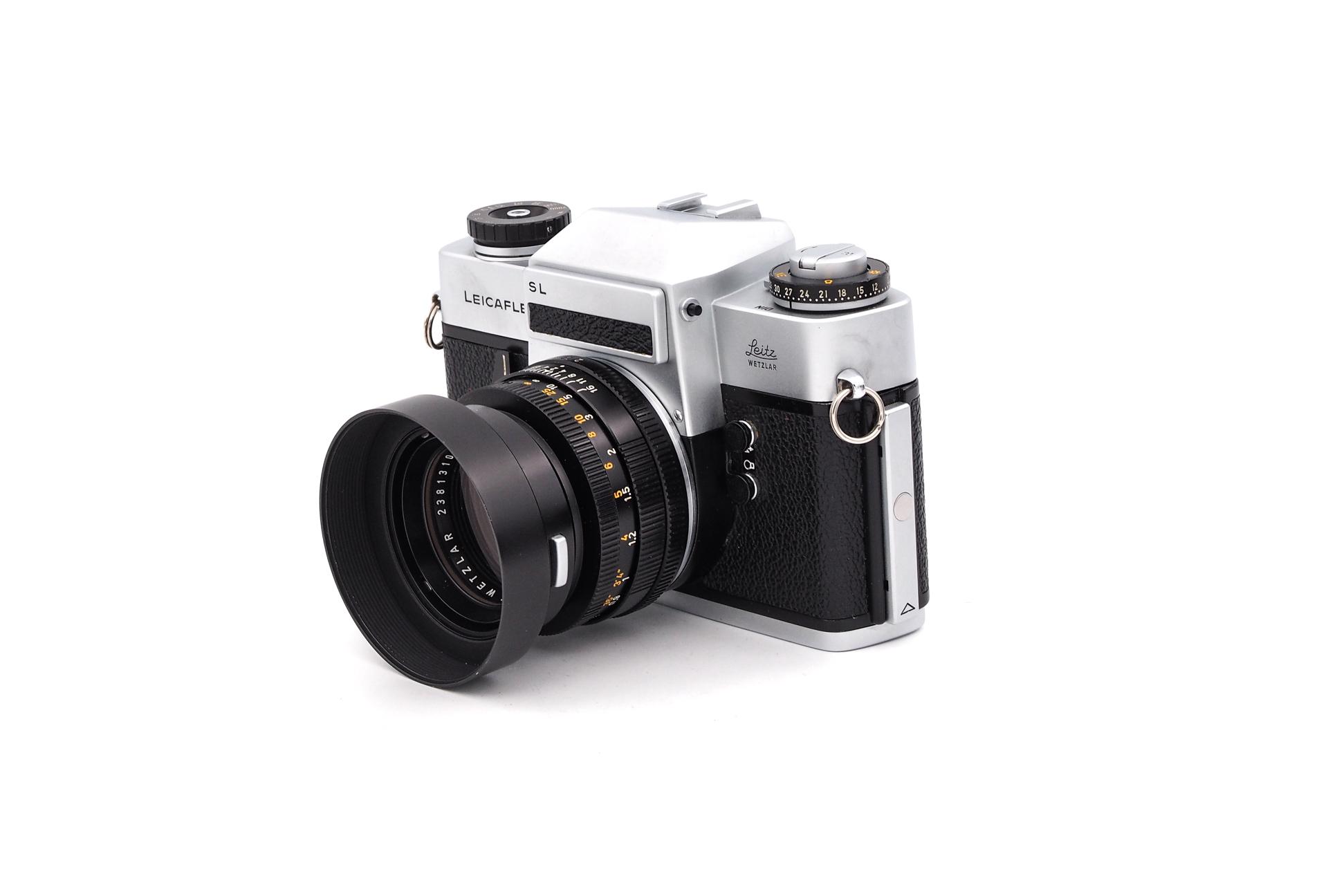 Leicaflex SL + 50mm F/2