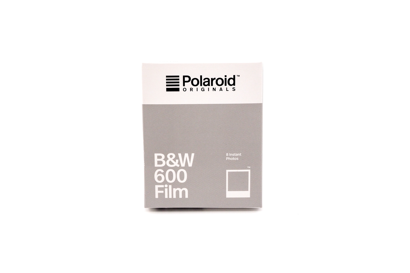 Polaroid Originals 600 b/w
