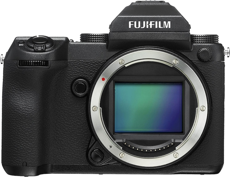 Fujifilm GFX-50s Demo