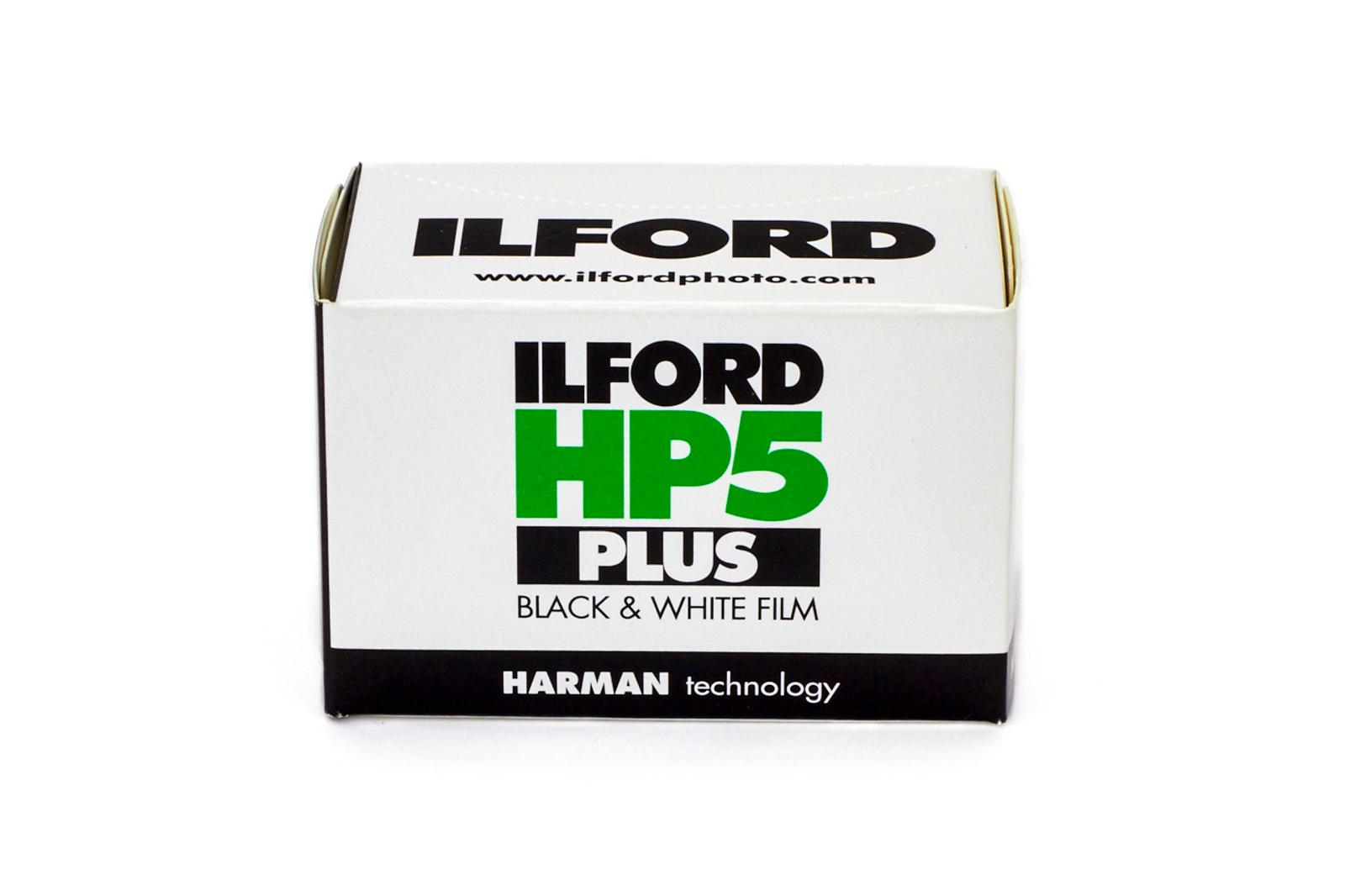 Ilford HP5 400