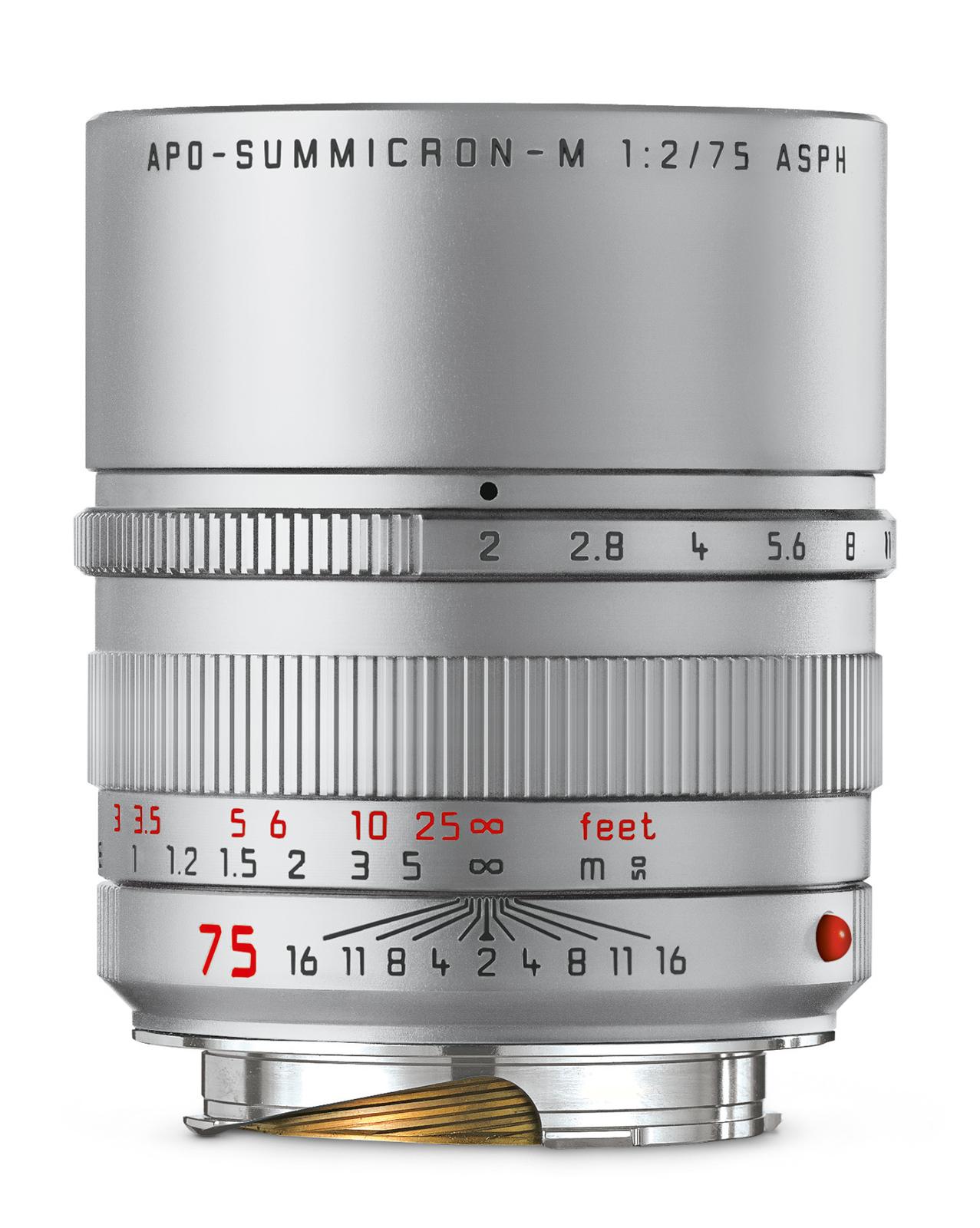 Leica APO-Summicron-M 1:2.0/75 ASPH