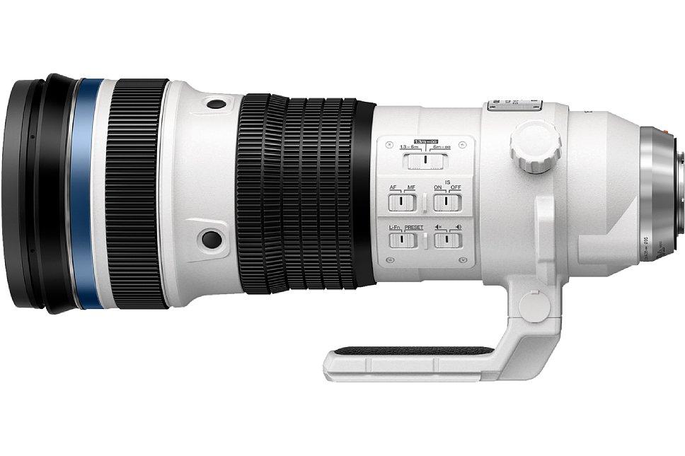 Olympus M.Zuiko ED 150-400mm F4.5 TC1.25x IS Pro