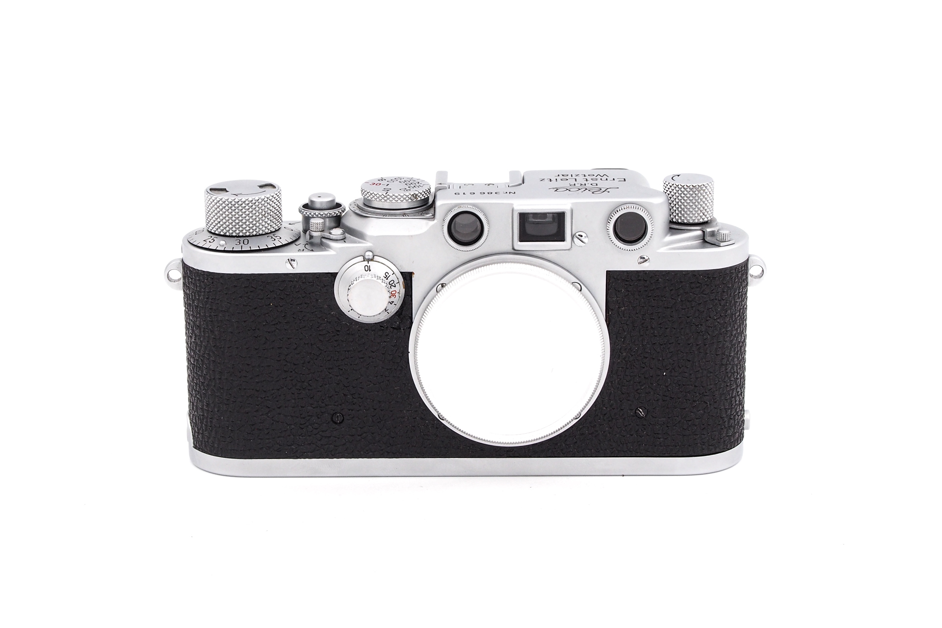 Leica IIIC --> IIIF 1941
