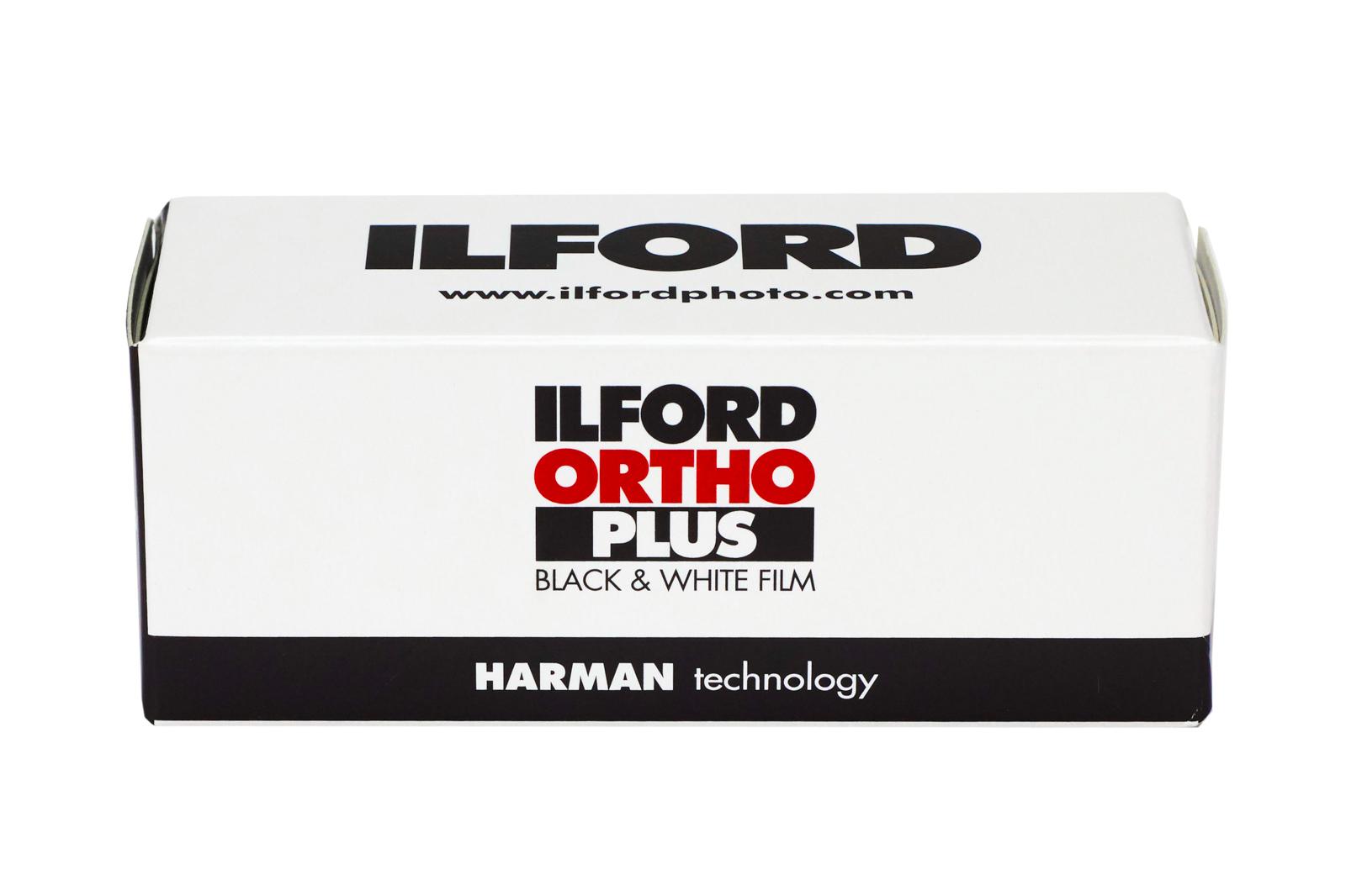 Ilford Ortho 80