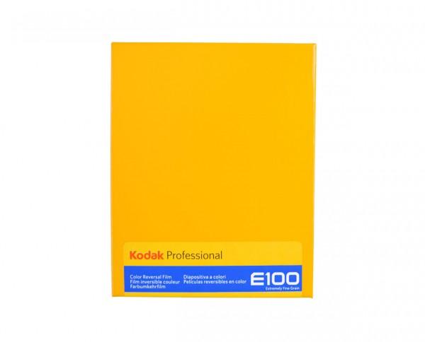 Kodak Ektachrom 100 4x5